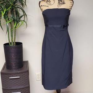 Strapless 'little' Black Dress
